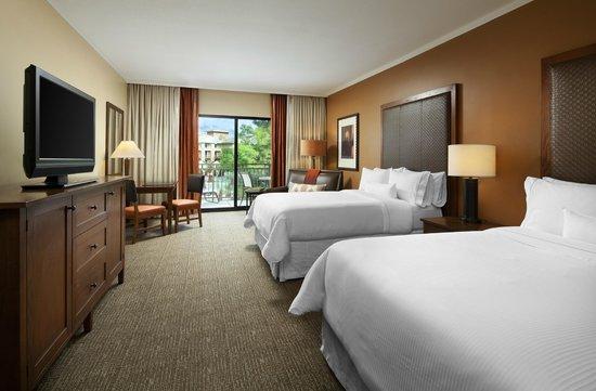 The Westin Kierland Resort & Spa: Casita Double