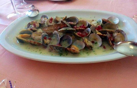 Restaurante La Tasca: Almejas al jerez