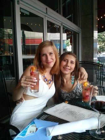 Isa's Bistro: Sarah's 21