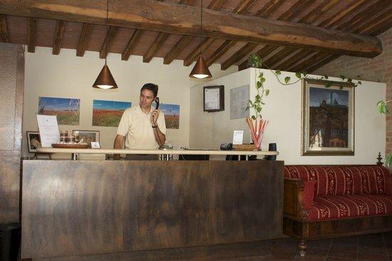 Hotel More Di Cuna : Reception