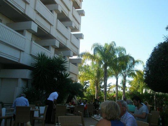 Alanda Hotel Marbella: petit dejeuner