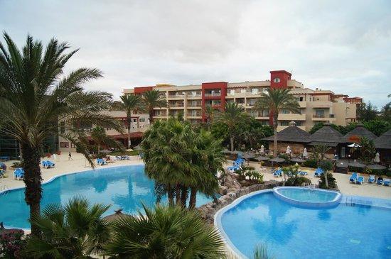 Hotel Elba Carlota : Widok z pokoju (358)