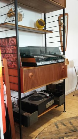 The Urban Shed: The record player