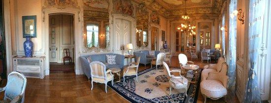 Pestana Palace Lisboa: salon lecture