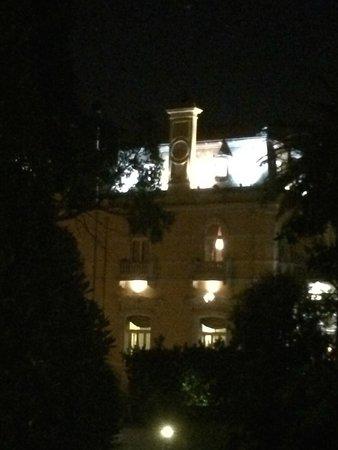 Pestana Palace Lisboa Hotel & National Monument: la nuit