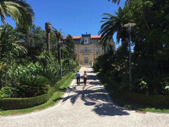 Pestana Palace Lisboa Hotel & National Monument: batiment