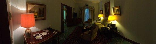 Pestana Palace Lisboa Hotel & National Monument: Salon