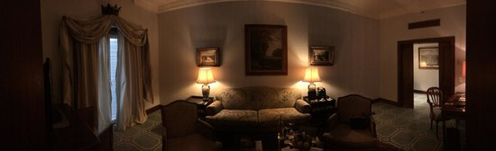 Pestana Palace Lisboa Hotel & National Monument : suite