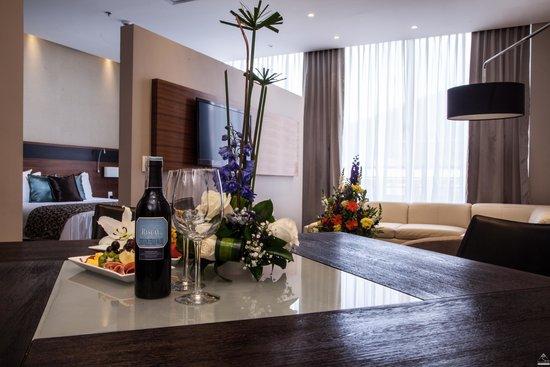 DoubleTree by Hilton Hotel Bogota - Parque 93: Otra