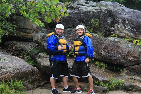Wildwater Rafting - Chattooga: Rockin the River with Katie 1