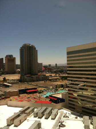 Stratosphere Hotel, Casino and Tower: Room View