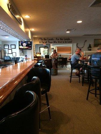 The Boon Island Ale House: Bar