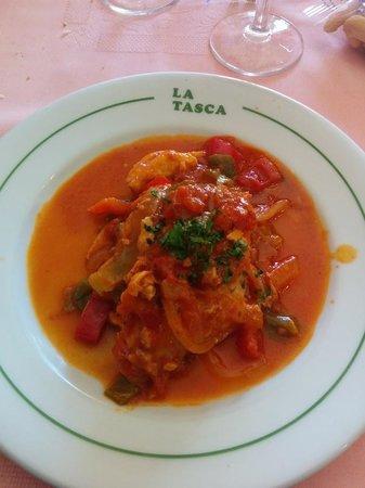 Restaurante La Tasca: Urta a la roteña