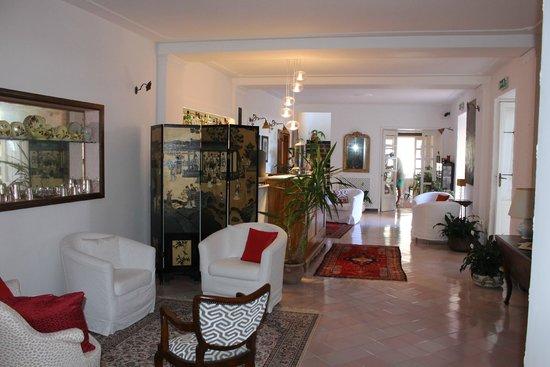 Romantic Hotel & Restaurant Villa Cheta Elite: 3