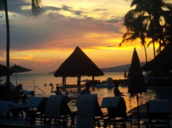 Grand Velas Riviera Nayarit: Dinner view