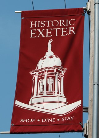 Exeter Inn: go there!
