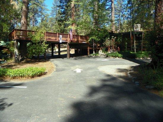 Quiet Creek Inn: Office