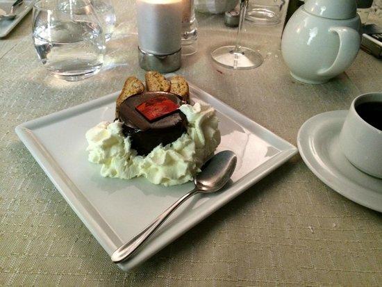 Visconti Palace: Dessert