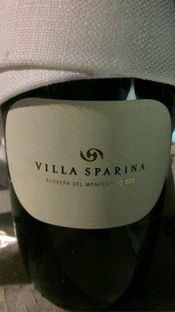 Le Meridien Visconti Rome : Great wine
