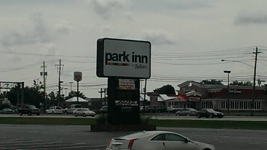 Park Inn by Radisson Harrisburg West: Park Inn