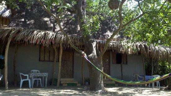 Junto al Rio Beachfront Bungalows and Suites: Bungalows donde nos hospedamos
