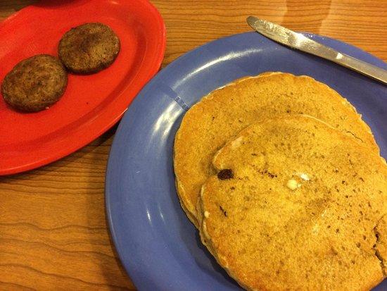 Pancake House : Buckwheat pancakes