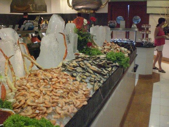 Iberostar Grand Hotel Bavaro: buffet