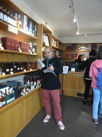 Cardhu Distillery: regalito para el zape