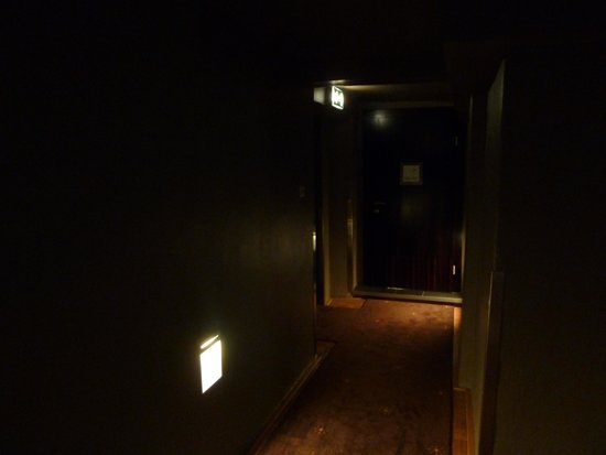Hotel Stein: Les couloirs obscures !