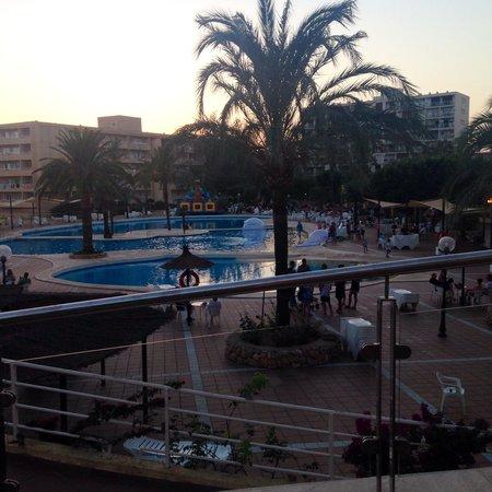 Club Cala Romani : Pool