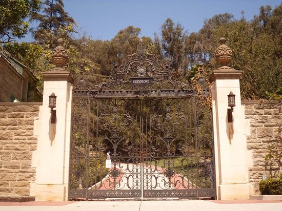 Bikes And Hikes LA: Greystone gate