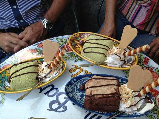 Bam Bar: ottimi i gelati