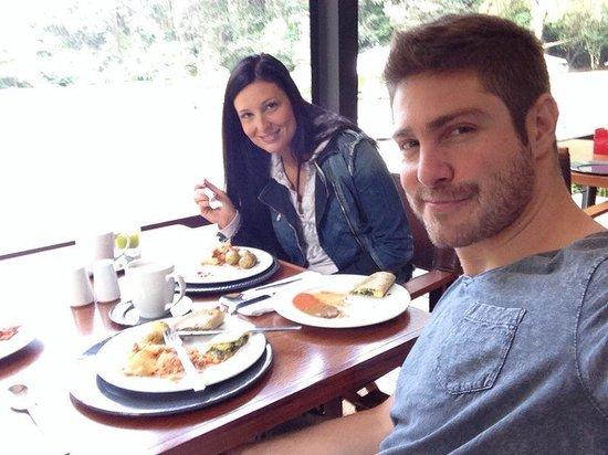 Hotel Rodavento: Breakfast