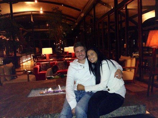 Hotel Rodavento: Dinner