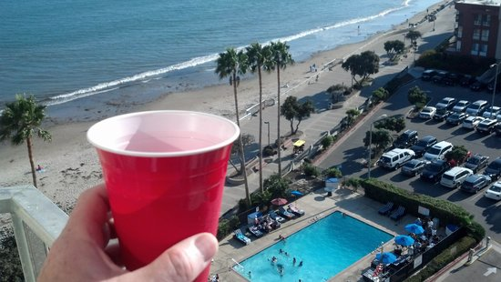 Crowne Plaza Ventura Beach: Ventura beach