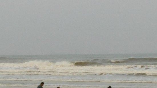Rizhao Coast Forest Park: surf?