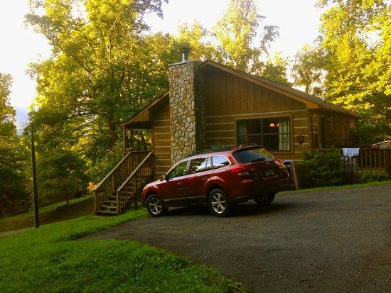 Fontana Village Resort: Cabin 1714