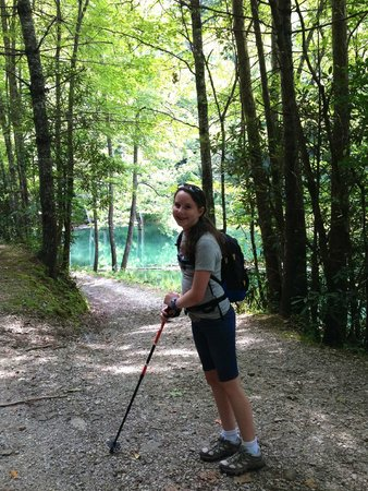 Fontana Village Resort : Hike at Proctor