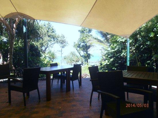 Eco Village Resort Mission Beach : view