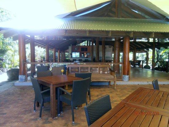 Eco Village Resort Mission Beach : restaurant