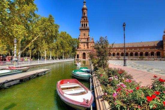 Plaza de España: Tower