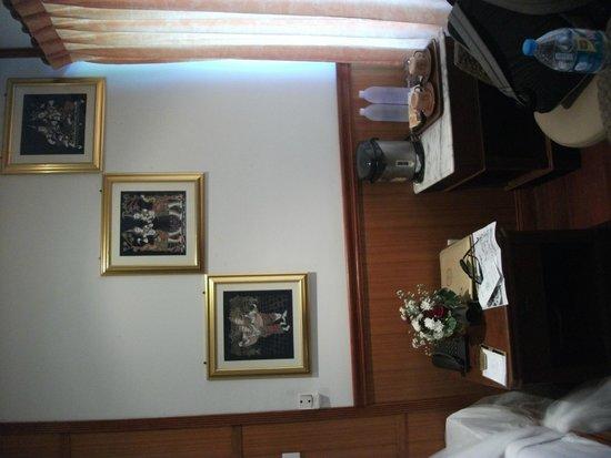 Phi Phi Natural Resort: chambre