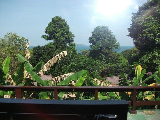 Phi Phi Natural Resort: belle vu