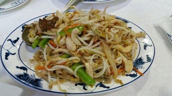 Restaurante Chines Fu Hao: Chop suy de frango