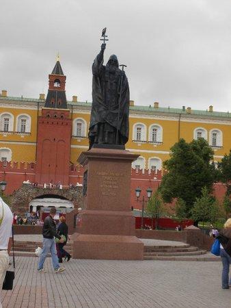 Aleksandrovskiy Sad: Jardim de Alexandre