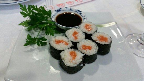Restaurante Chines Fu Hao: Maki's