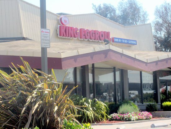 New King Eggroll, Milpitas, Ca