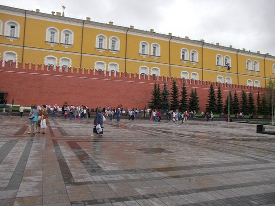 Aleksandrovskiy Sad: Jardim de Alexandre (Alexander Garden)