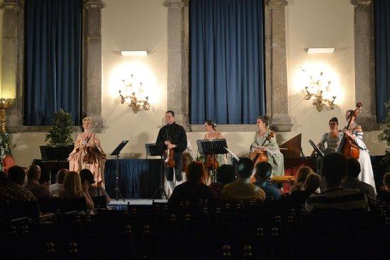 Interpreti Veneziani : Антонио Вивальди, концерт.