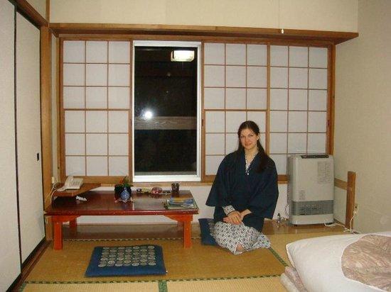 Fuji-Hakone Guest House: single room_Jan2011